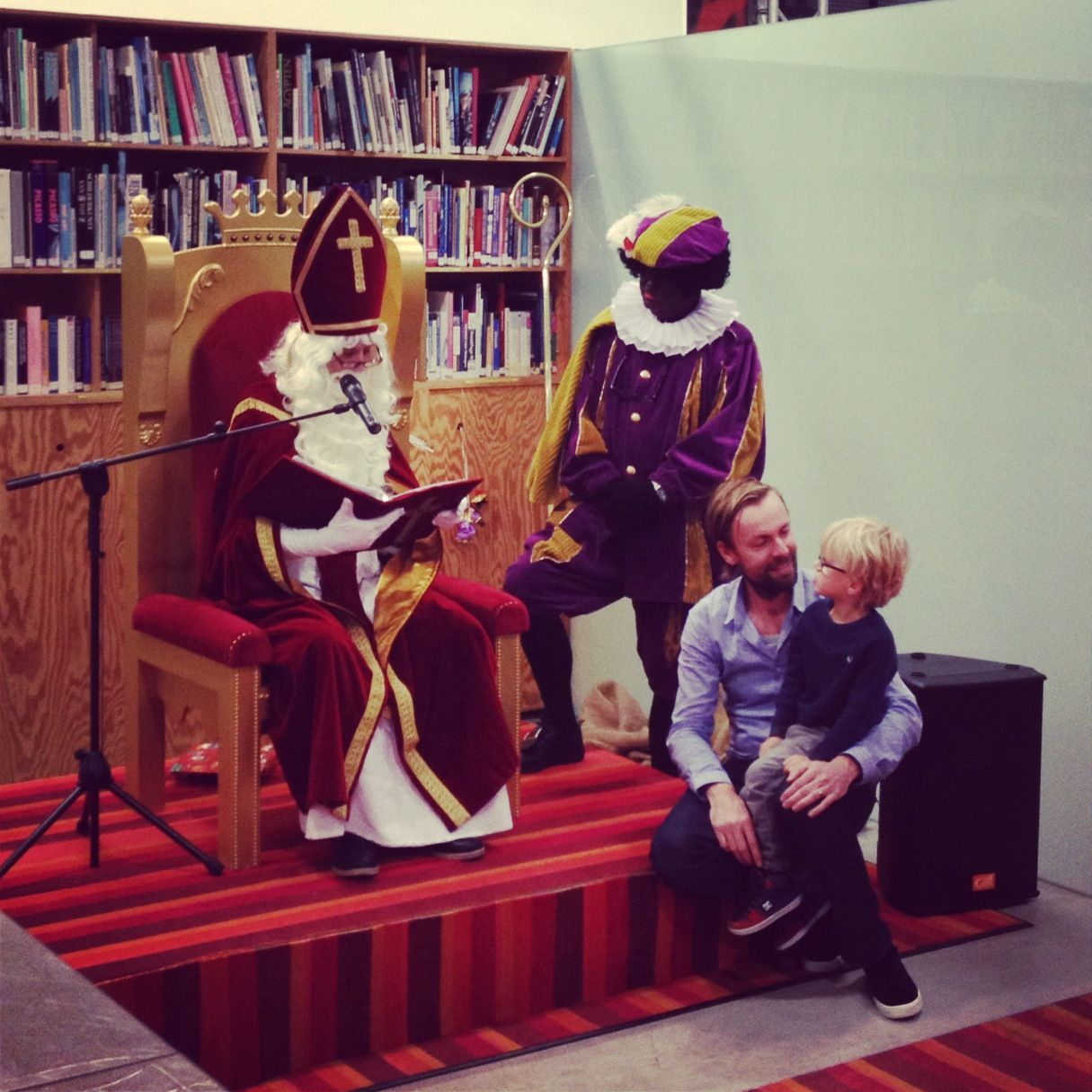 Sinterklaas at VBAT
