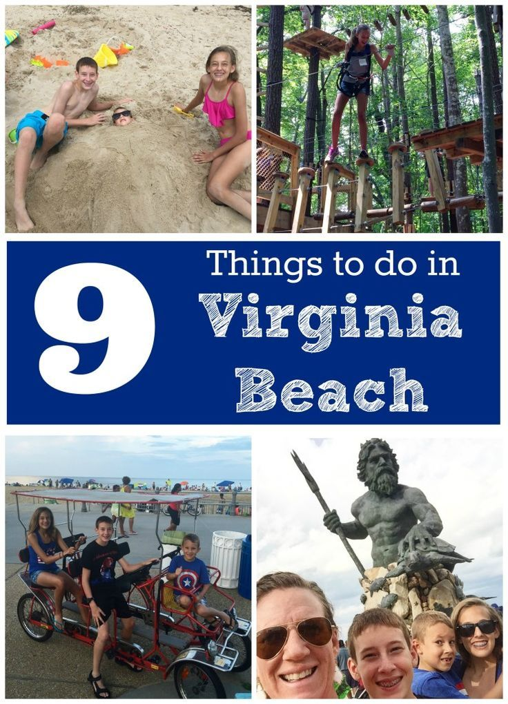 9 Things To Do In Virginia Beach With Kids
