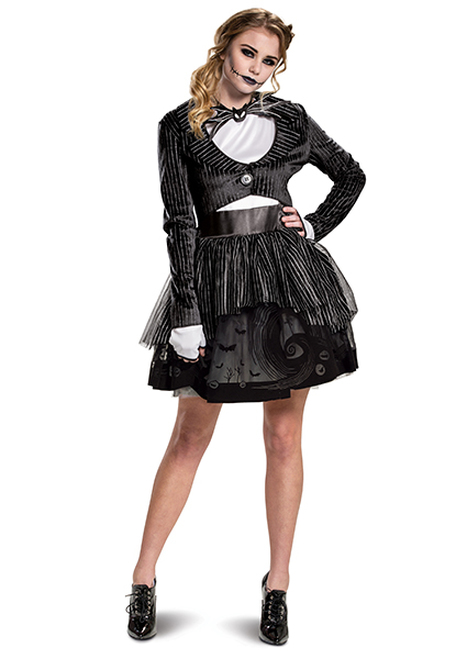 Women's Jack Skellington Tutu Costume in 2020 Tutu