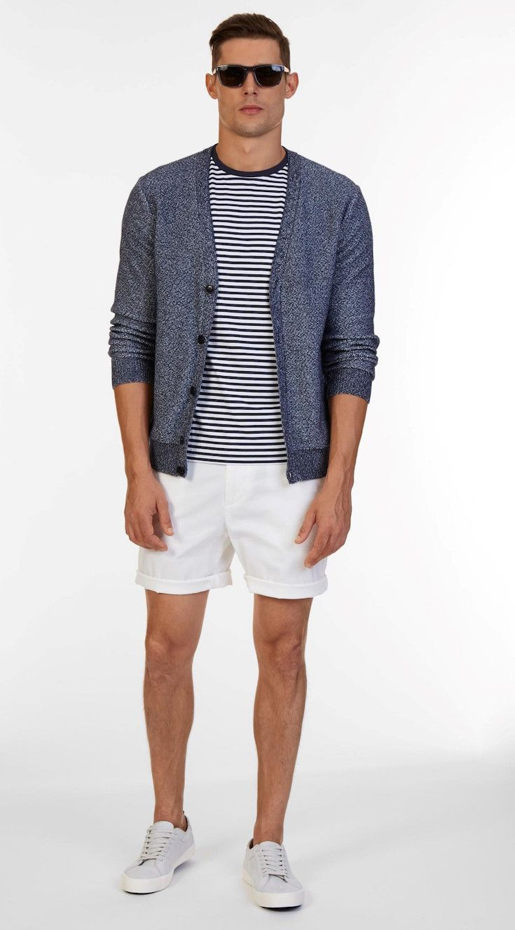 IN PHOTOS: Beachwear and Resort Chic Attire for Men featuring Nautica