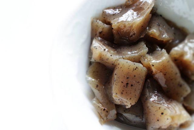 ダイエットレシピの王道こんにゃくしらたきを使ったフライパン料理