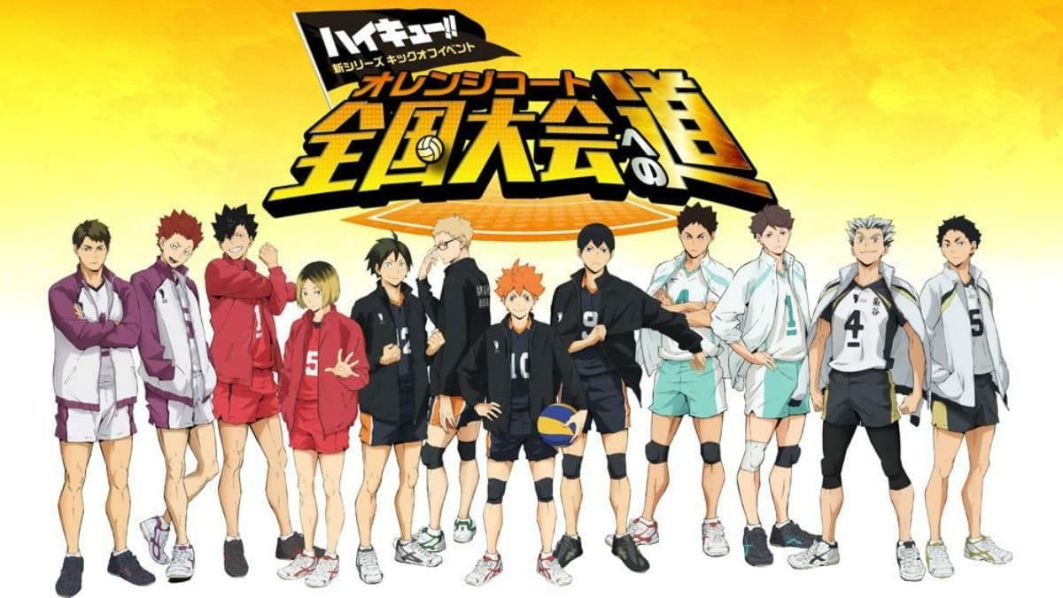 The Biggest Anime To Look Forward To In 2020 Haikyuu