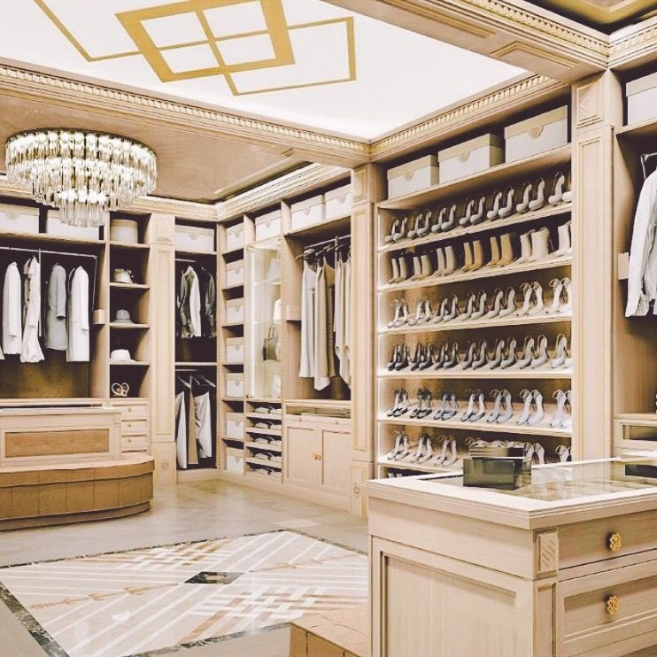 Pinterest TayKeren Dressing room design, Luxury