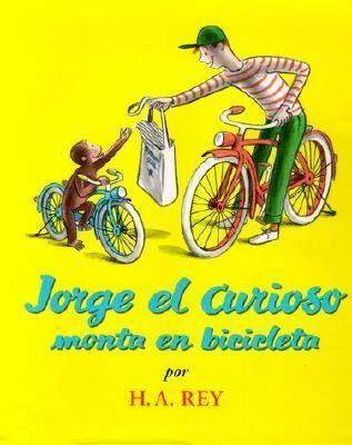 Jorge el Curioso: Monta en Bicicleta H.A. Rey
