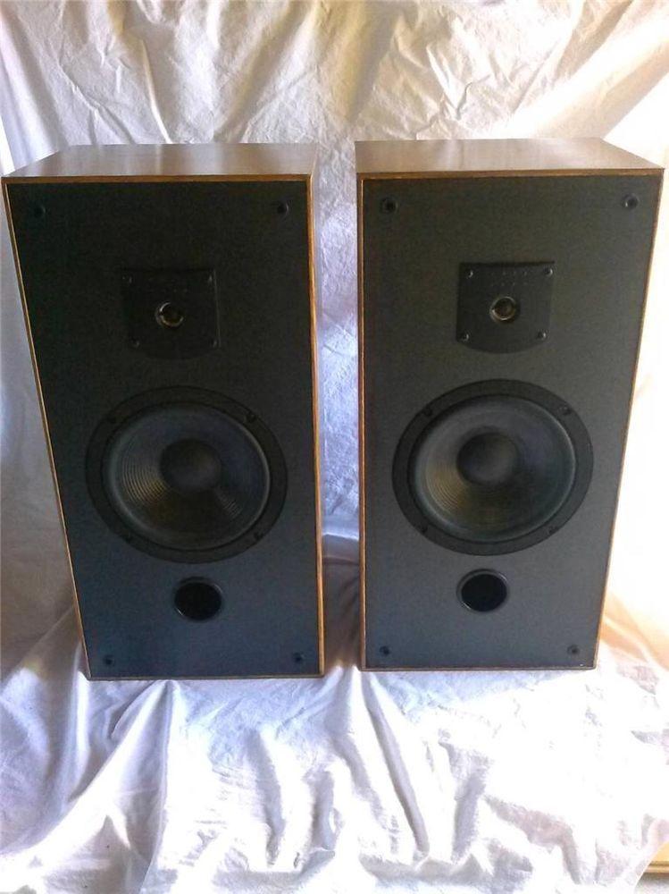 Details about VINTAGE JBL Speakers J2080 - Large Book Shelf