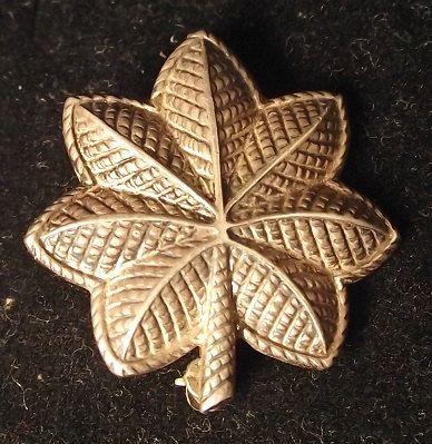 Lieutenant Colonel Rank Symbol My Grandfather Was A Lieutenant