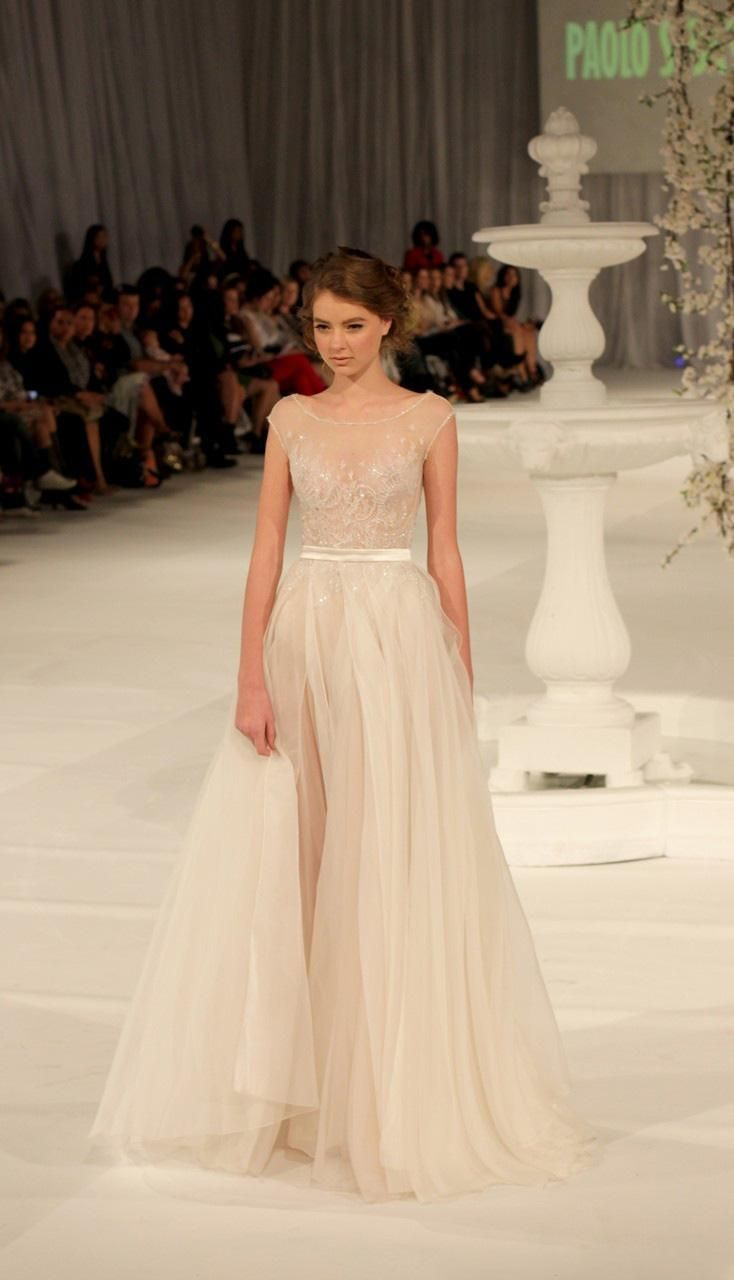 Nice Paolo Sebastian Wedding Dresses For Sale Component - Wedding ...
