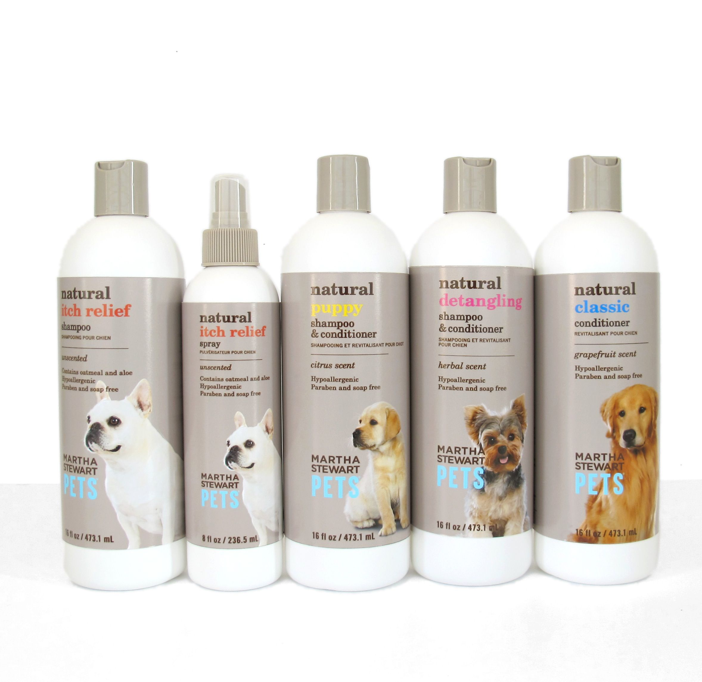 Natural Grooming Products For Your Pet
