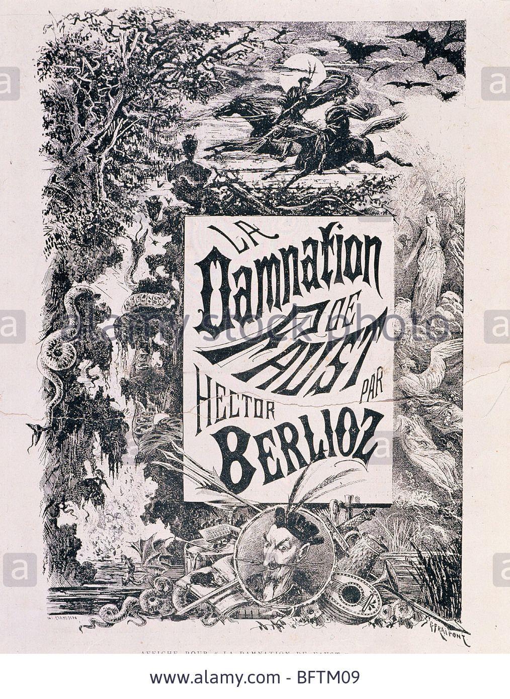 La Damnation De Faust Berlioz : damnation, faust, berlioz, Opera/dance
