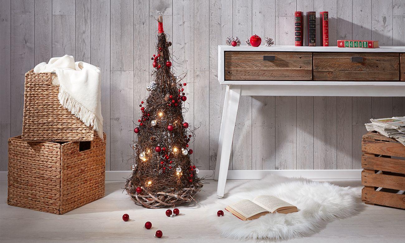 Alle Jahre wieder…..kommt nicht nur das Christkind oder der Weihnachtsmann, nein, auch die Frage nach dem 🎄Christbaum. Wie groß soll er diese Jahr werden? Wo stellen wir ihn hin? Tanne oder Fichte? Bunt dekoriert oder einfärbig….. Wer auf der Suche nach einer Alternative zum klassischen Baum ist, für den habe ich mal zwei Alternativen. Praktisch …