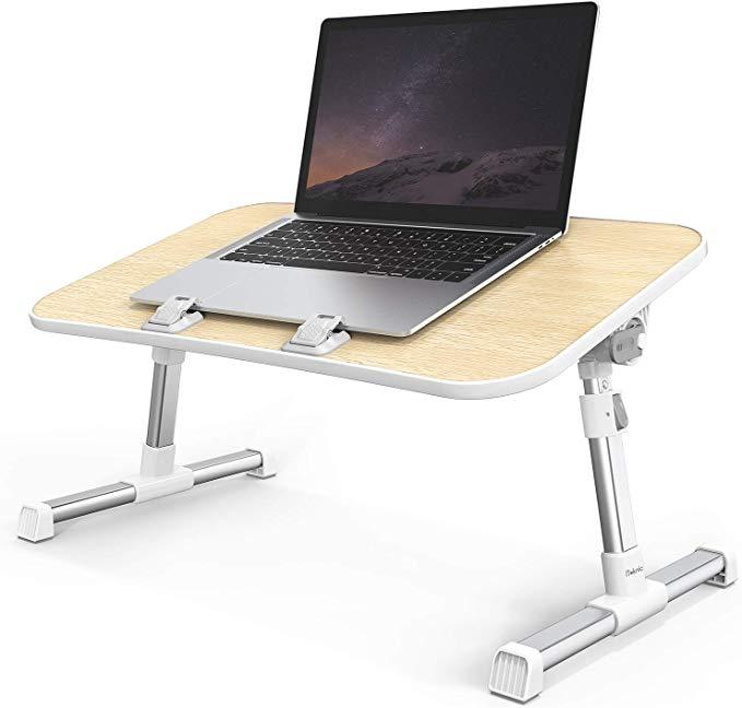 Laptop Desk, iTeknic Laptop Bed Tray Table