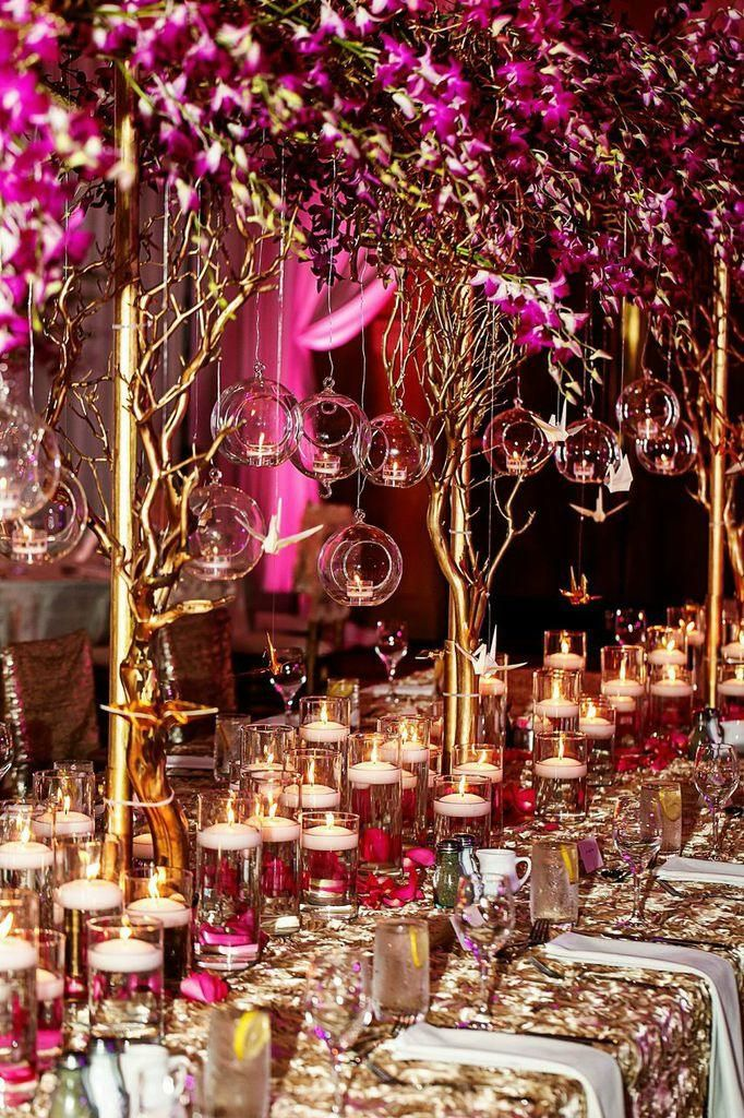 Upscale Wedding with Indian Elements at the