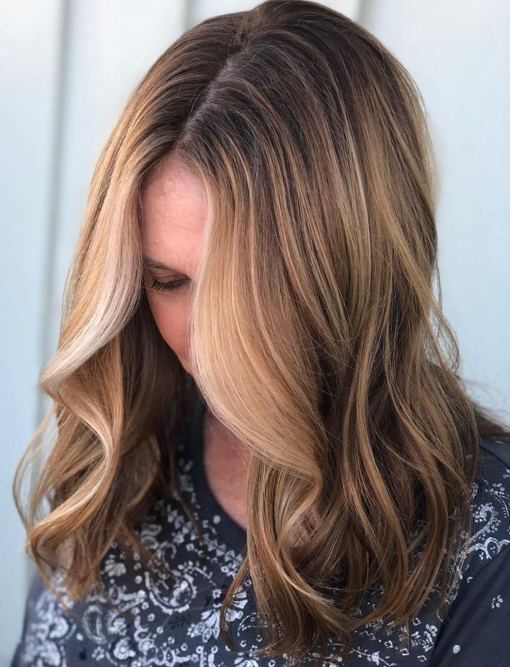 20 Best Hair Colors To Look Younger Instantly Blonde Balayage Cool Hair Color Cool Hairstyles