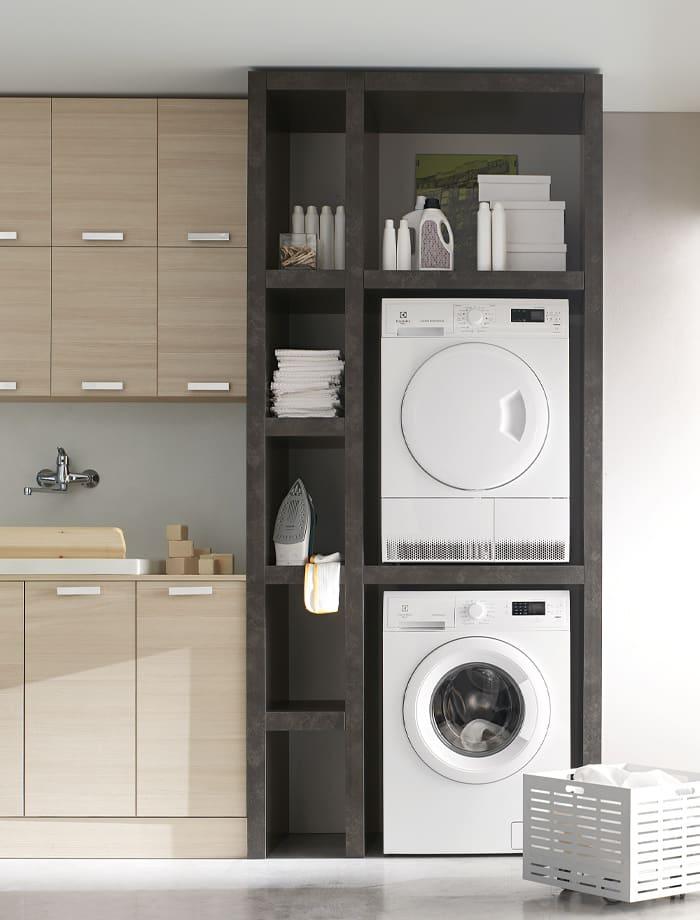 Mobili lavanderia: collezione W&D nel 2020   Arredamento ...
