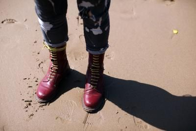 How To Get Rid Of Scuff Marks On Doc Martens