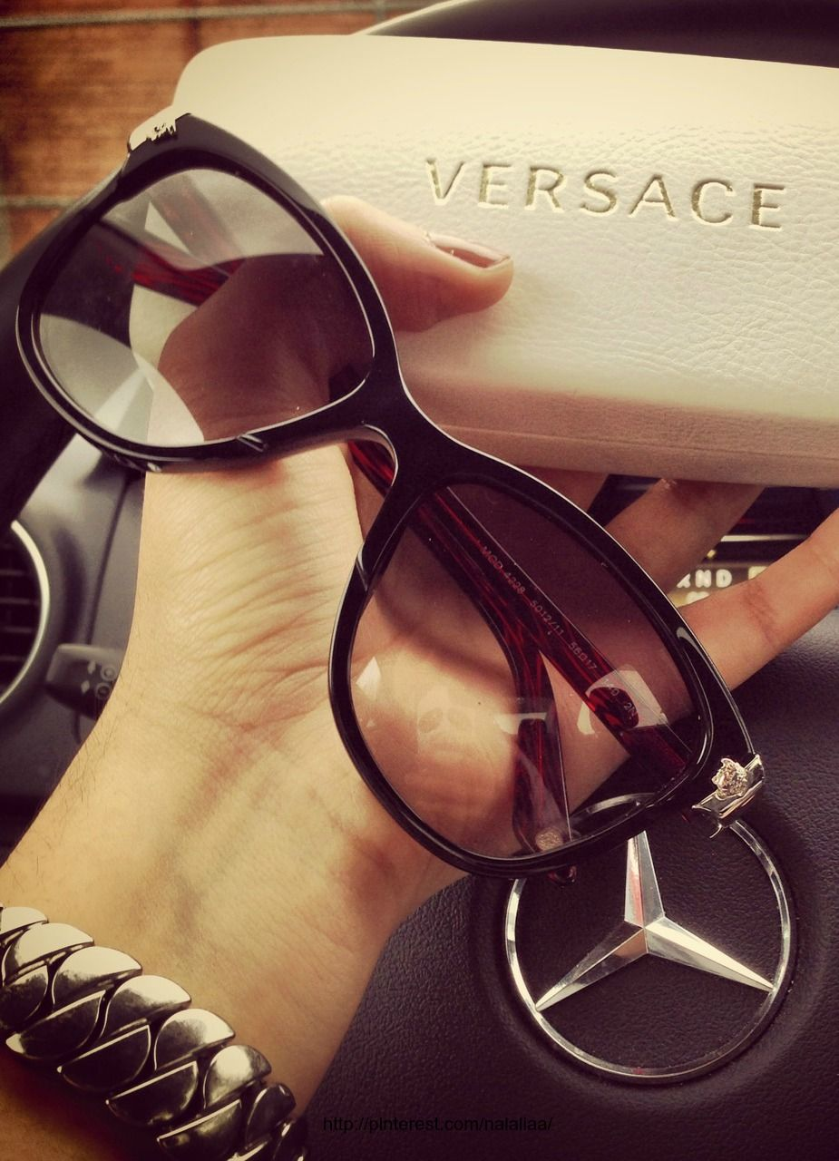 Designer Style - essential.  Versace sunglasses. Perfect for any ... c4591b6d30