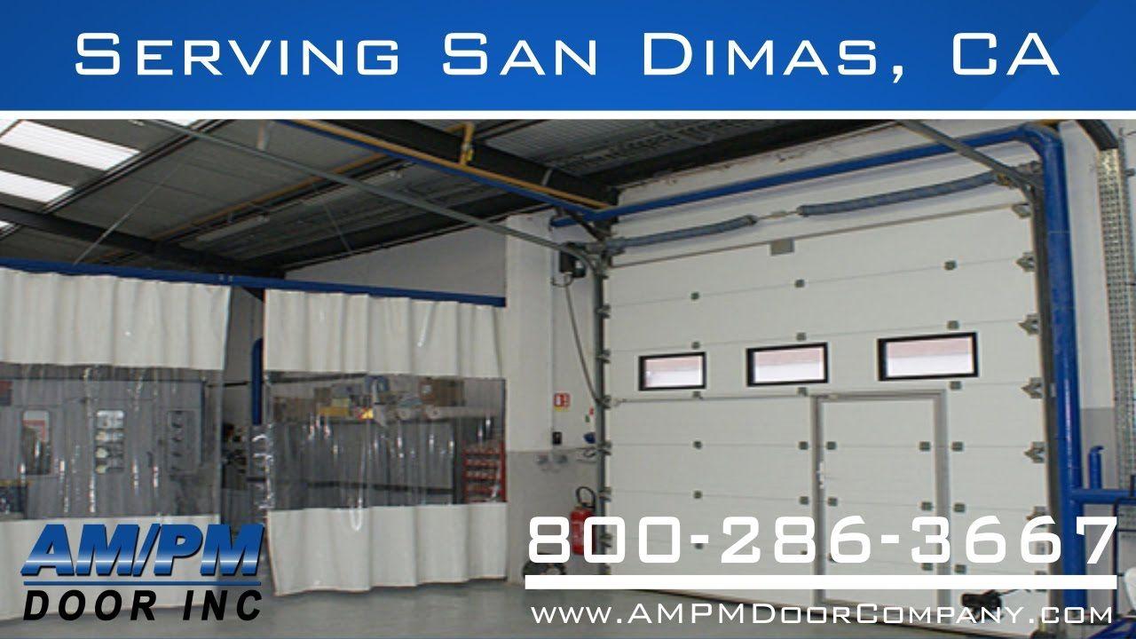 San Dimas Commercial Glass Roll Up Dock Door Electric Gate Repair // & San Dimas Commercial Glass Roll Up Dock Door Electric Gate Repair ... pezcame.com