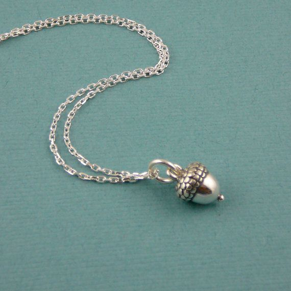 Mighty Oaks/' Silver Plated Bracelet Free Gift Box Life Charms /'Little Acorns