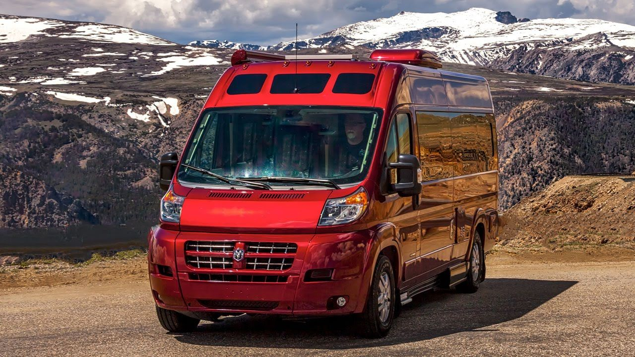 2016 Roadtrek Zion Class B Touring Van Motorhome La Mesa