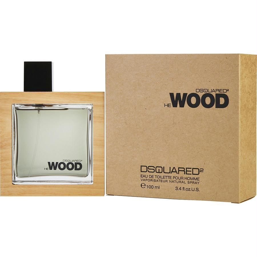 He Wood By Dsquared2 Edt Spray 3 4 Oz Spray Fragrance Fragrance Notes