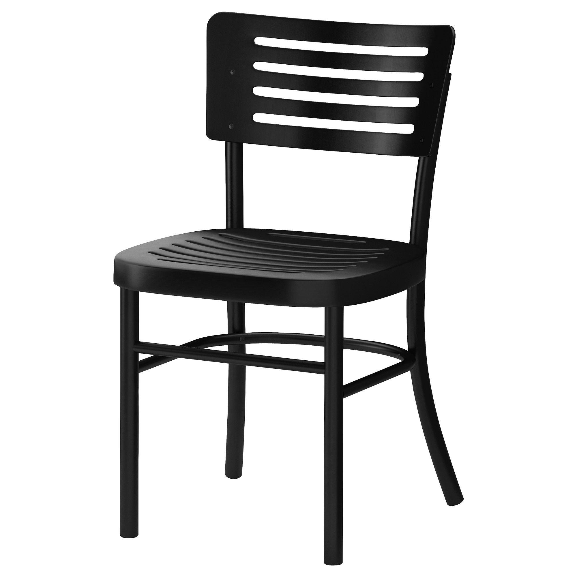 BALSER Chair black IKEA Digital Gym CINEMA