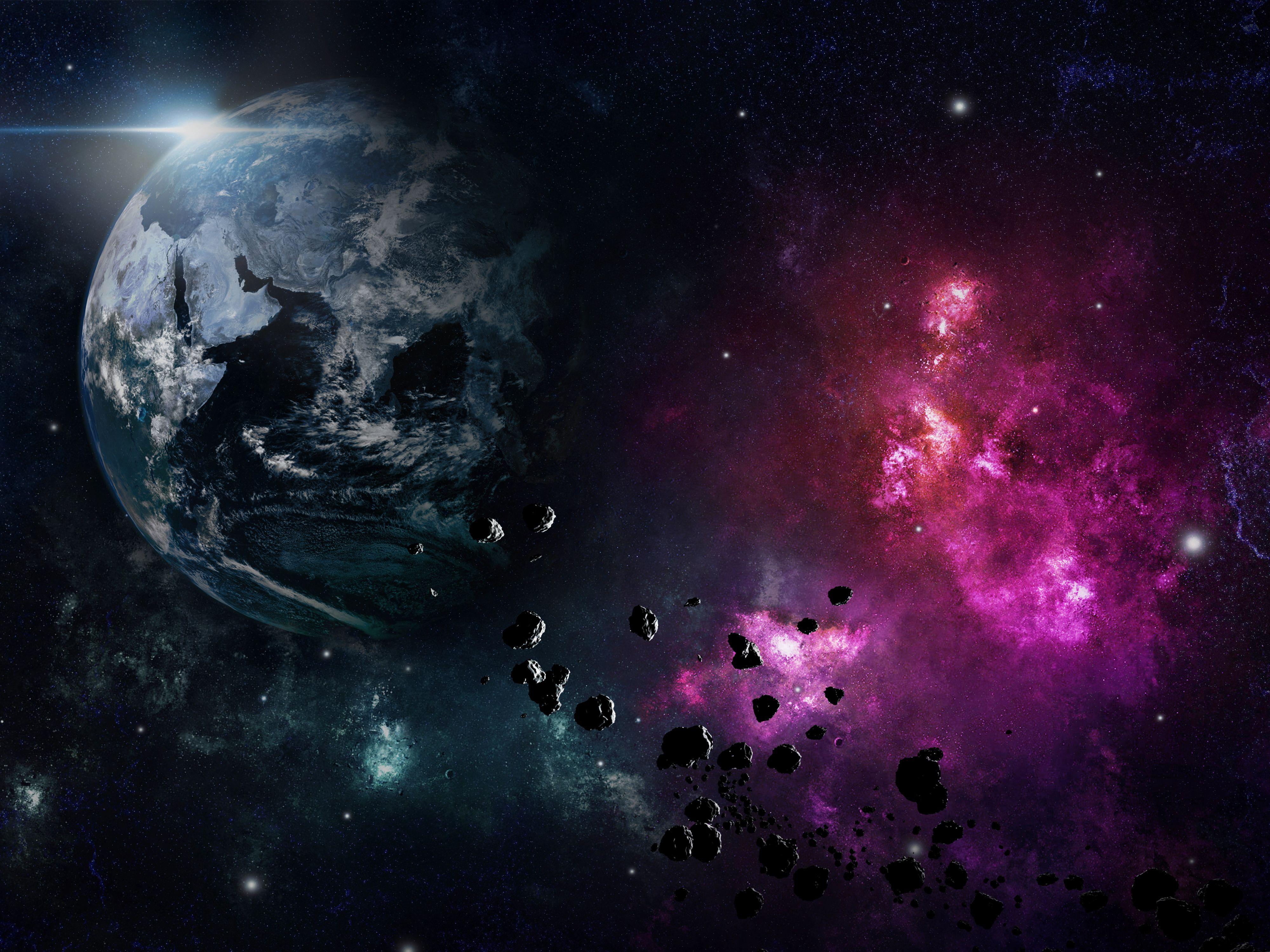 Space Computer Wallpapers Desktop Backgrounds