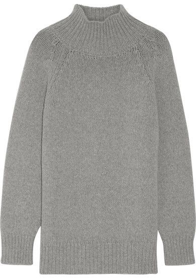 7597446eed2c9 Max Mara - Robinia Wool And Cashmere-blend Turtleneck Sweater ...