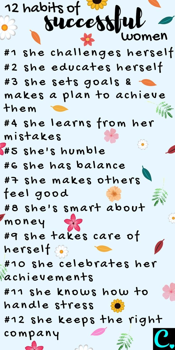 Photo of 12 Habits of Successful Women You Can Start Today – Captivating Crazy