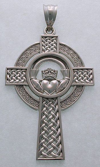 the claddagh cross is a 16th century irish symbol of eternal love and friendship the heart at. Black Bedroom Furniture Sets. Home Design Ideas