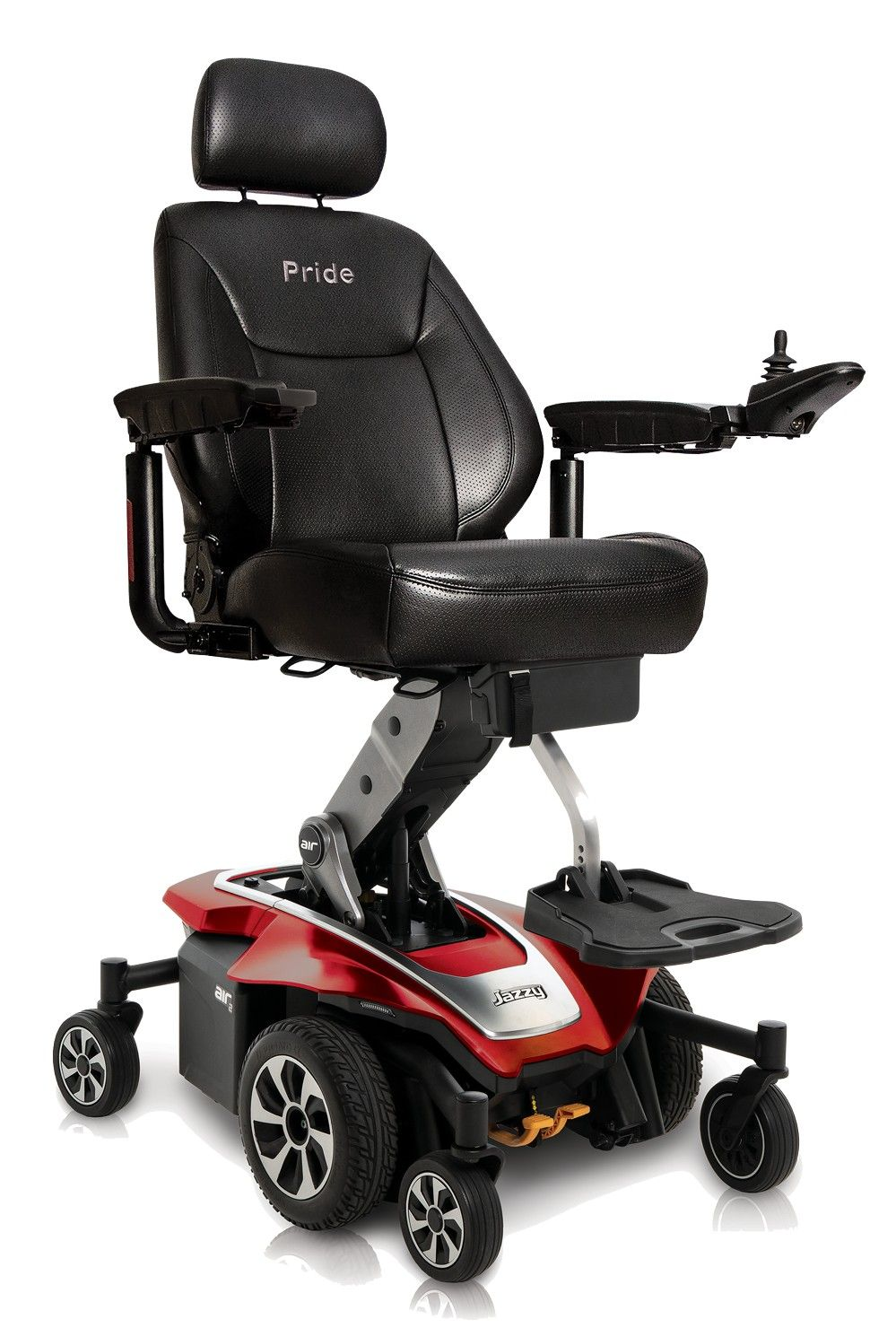 Pride Jazzy Air 2 Electric Power Wheelchair With Power Elevating