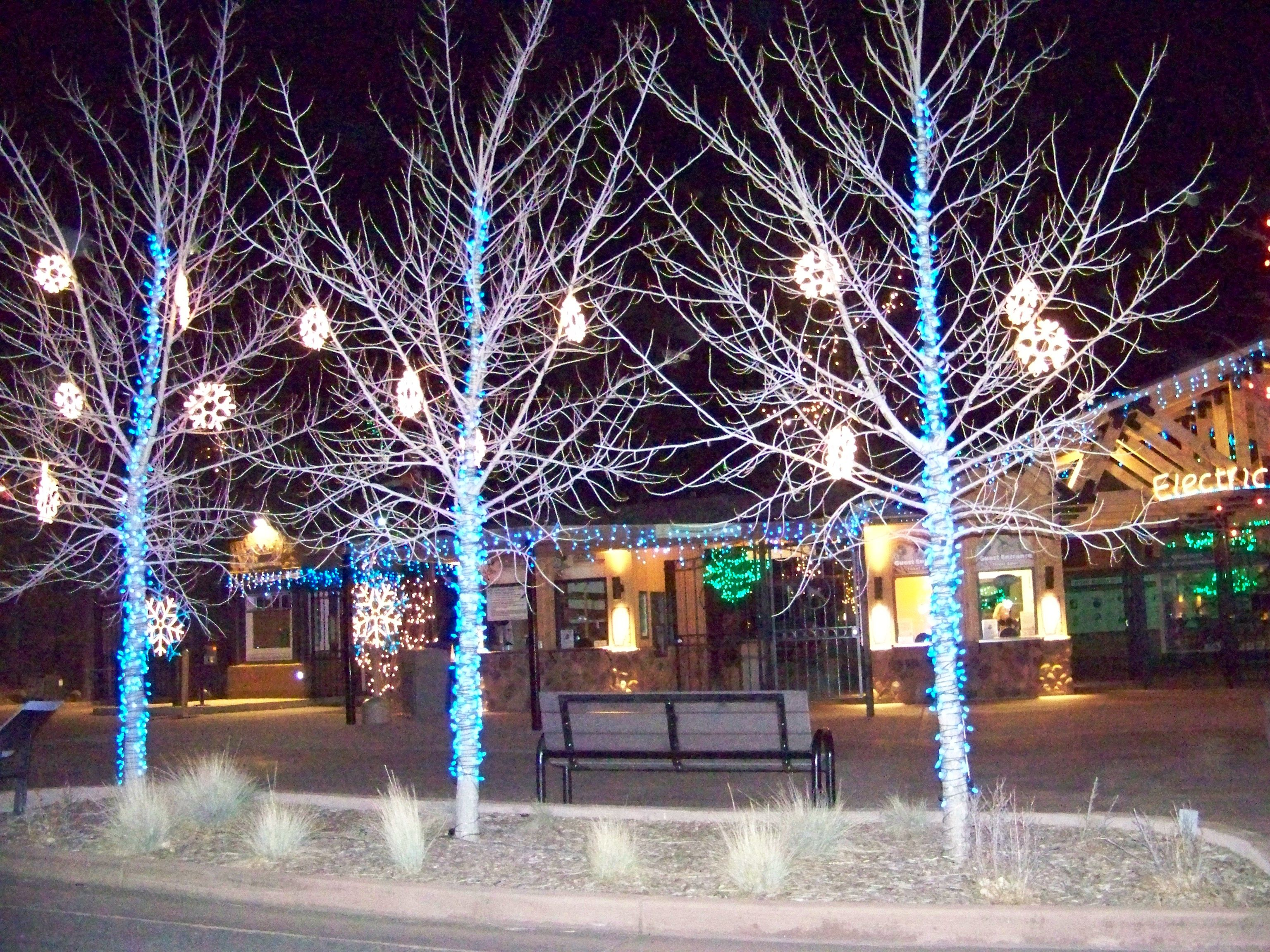 Holiday Lights In Colorado Springs All About Christmas