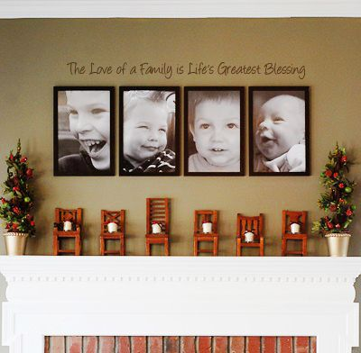 life s greatest blessing love of family wall decal family wall