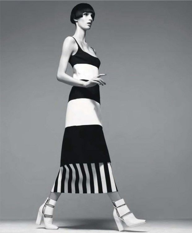 nice HARPER\'S BAZAAR US| Editorial Moda Fevereiro | Marte Mei Van Haaster por Gregory Harris