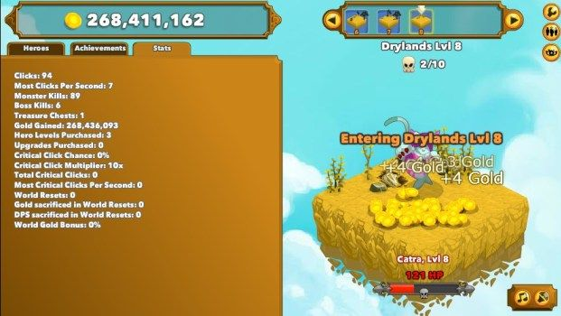 Clicker Heroes Cheats – Unlimited Gold and Ruby free | RoryKavel