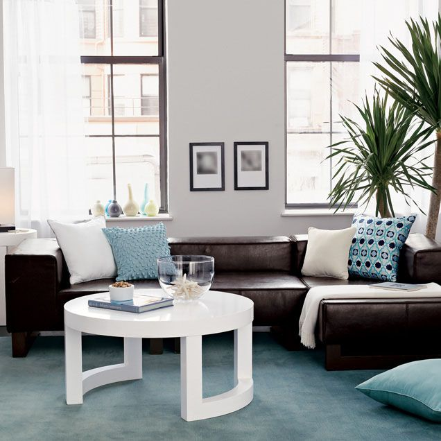 Top 18 White Home Decor And Style Examples Mostbeautifulthings Living Room Carpet Blue Carpet Bedroom Blue Living Room