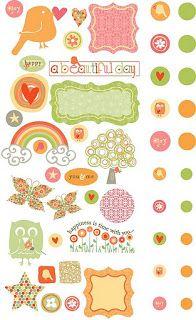 Pegatinas infantiles para imprimir plantillas y for Pegatinas decorativas infantiles