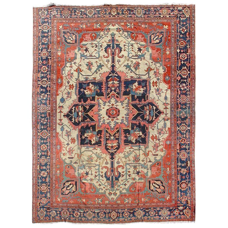 Serapi Persian Carpet 12 1 15 6 Persian Carpet Shaw Carpet Carpet Handmade
