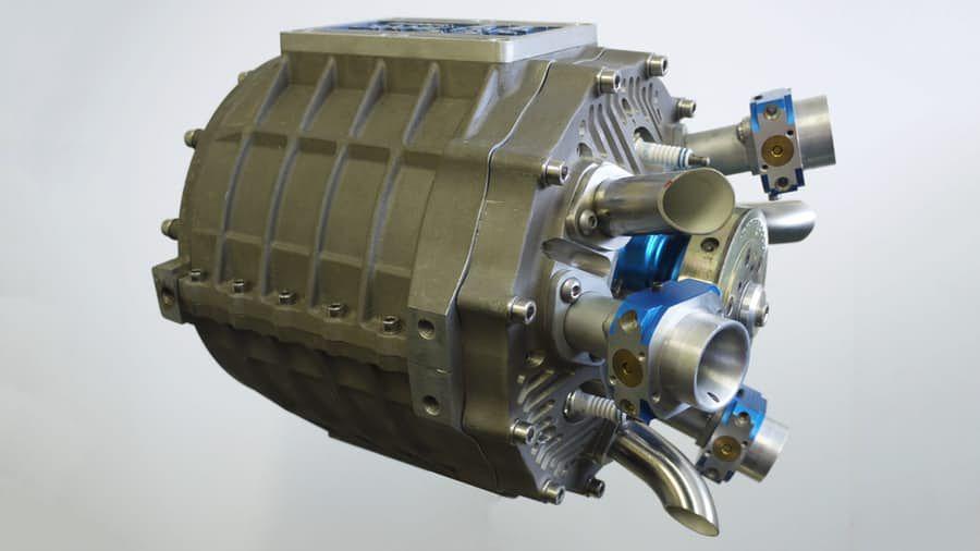 Duke engines incredibly compact lightweight valveless
