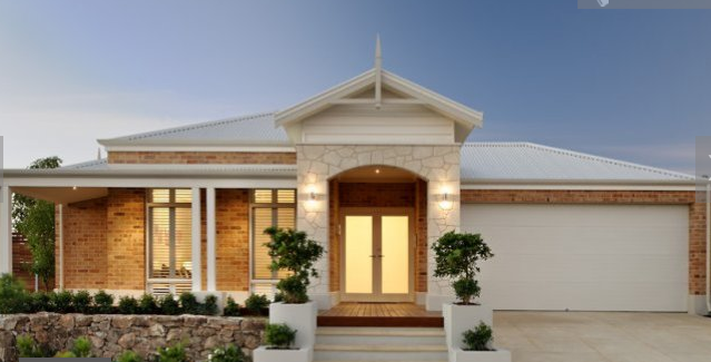 Designs Of Single Story Homes Single Story House Design Display Homes Perth Builders