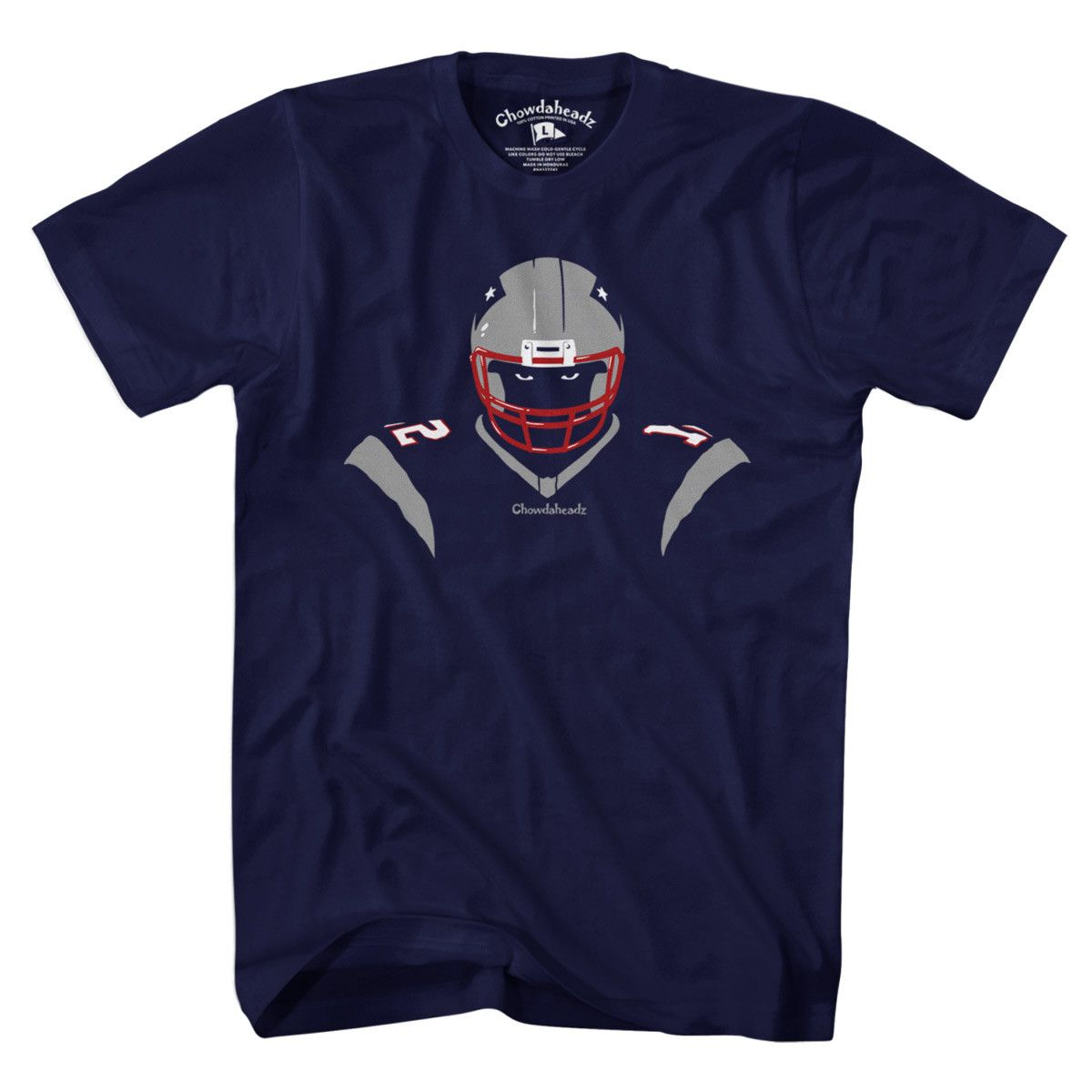 Download New England Angry Silhouette T-Shirt   Custom clothes ...