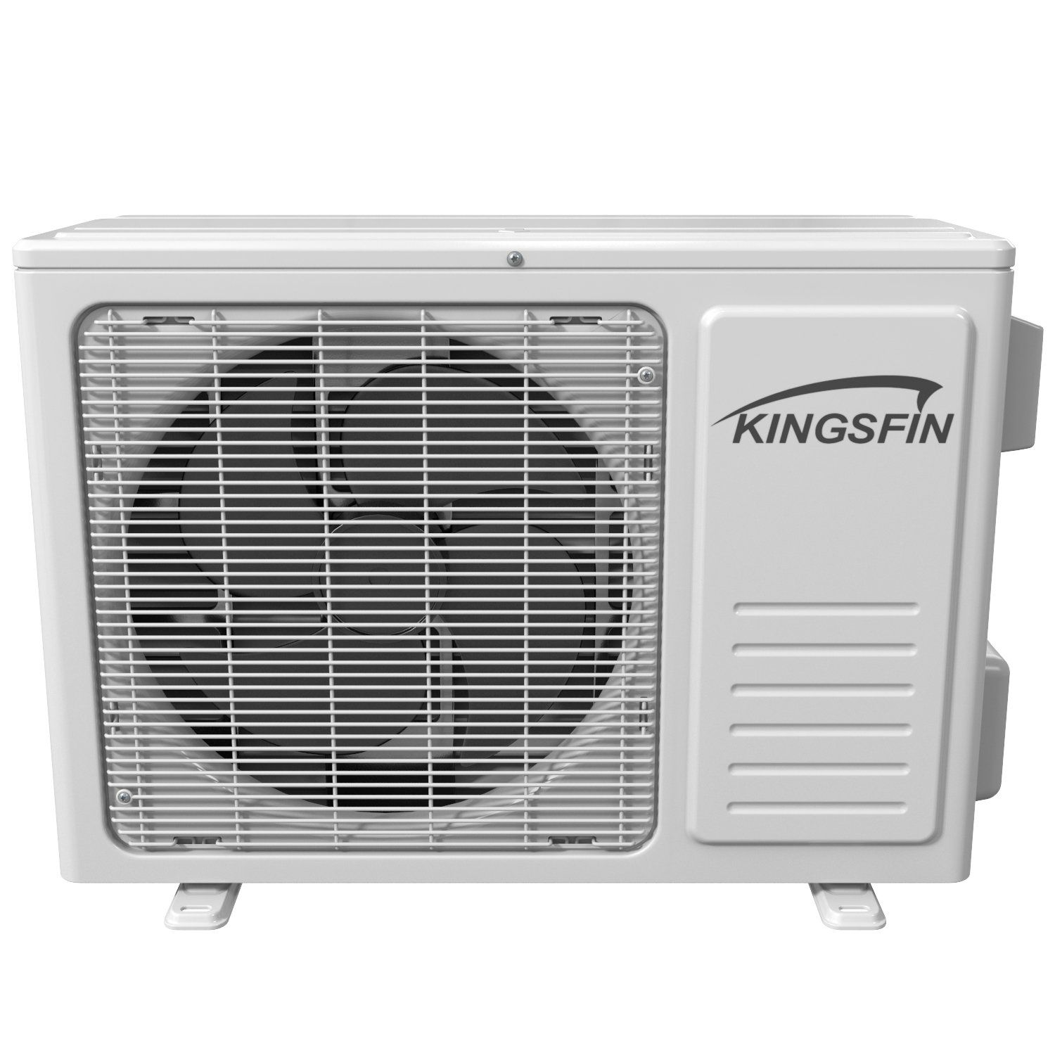Kingsfin Mini Split Ductless Ac Air Conditioner And Heat Pump 24000 Btu 230v 15 Seer Complete System 24000 Btu 230 Pool Floats Ductless Ac Usb Rechargeable