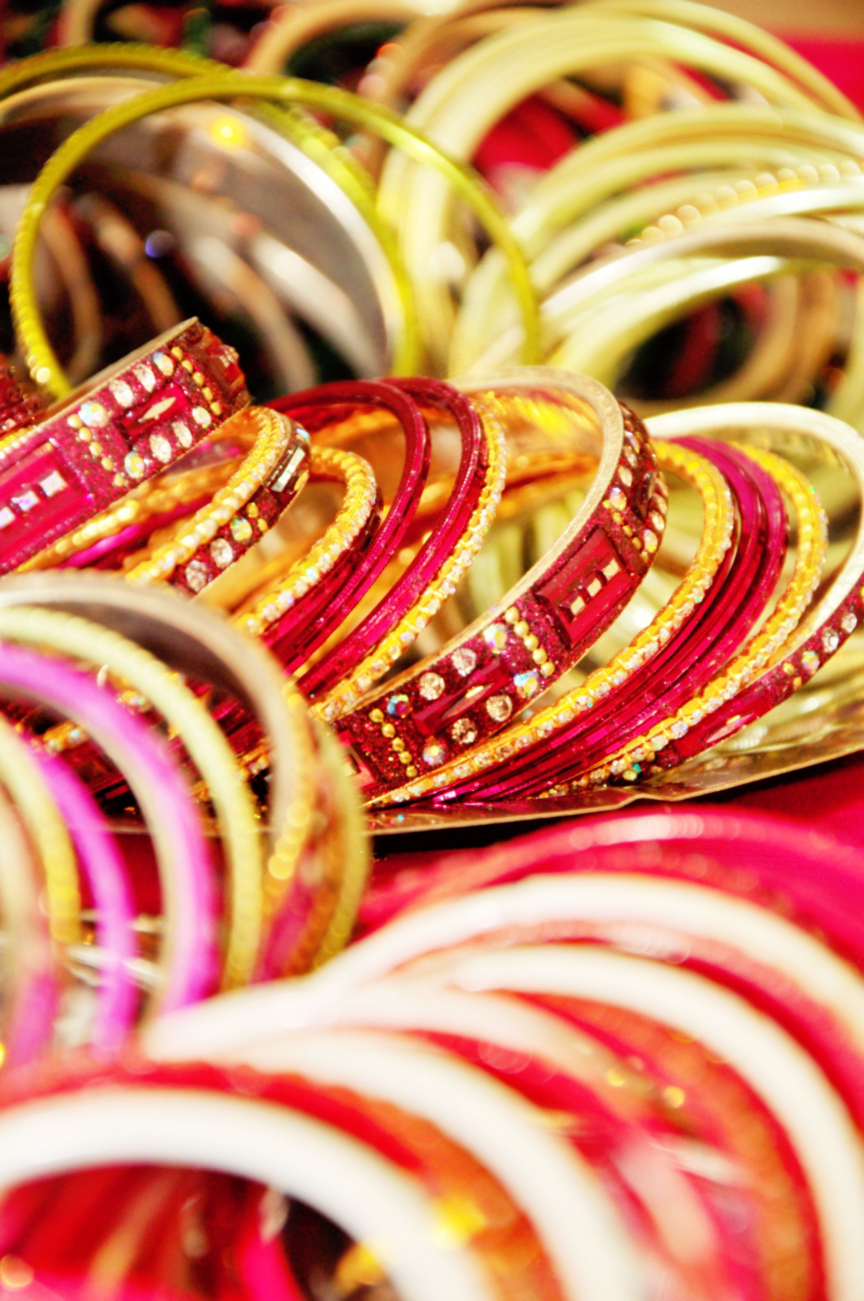 Indian Bangles During Baby Shower Ceremony Baby Shower Party Favors Indian Baby Showers Prince Baby Shower