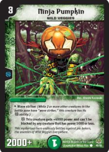 Duel Masters Card Ninja Pumpkin Newly Added On Colnect Http