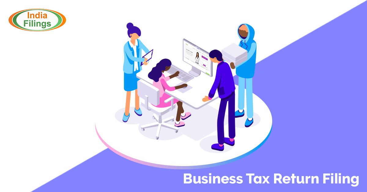 File GST return online through IndiaFilings with GST Expert