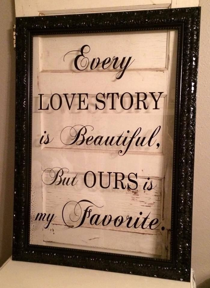wedding signs vinyl lettering for sign every love story is beautiful by thecraftygeeks on etsy