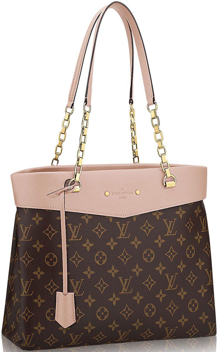 5a9e0630b857 Louis Vuitton Pallas Bag Collection