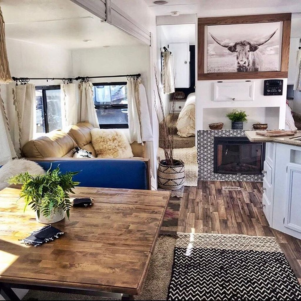 39 Lovely Camper Remodel And Renovation Ideas Umgebaute