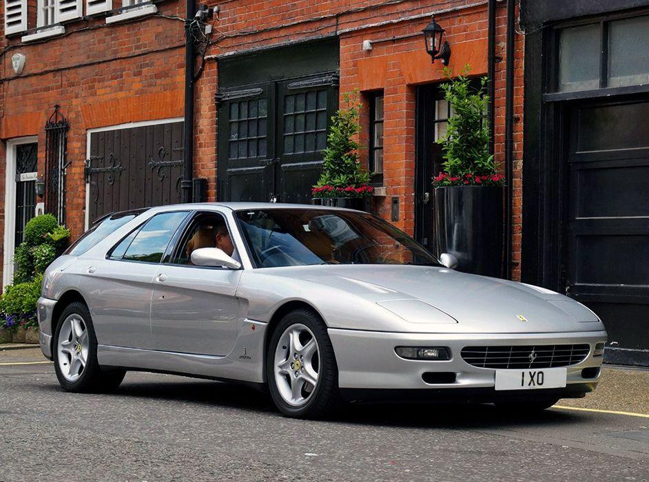 Ferrari 456 GT Venice Estate \'1996   ferrari   Pinterest   Ferrari ...