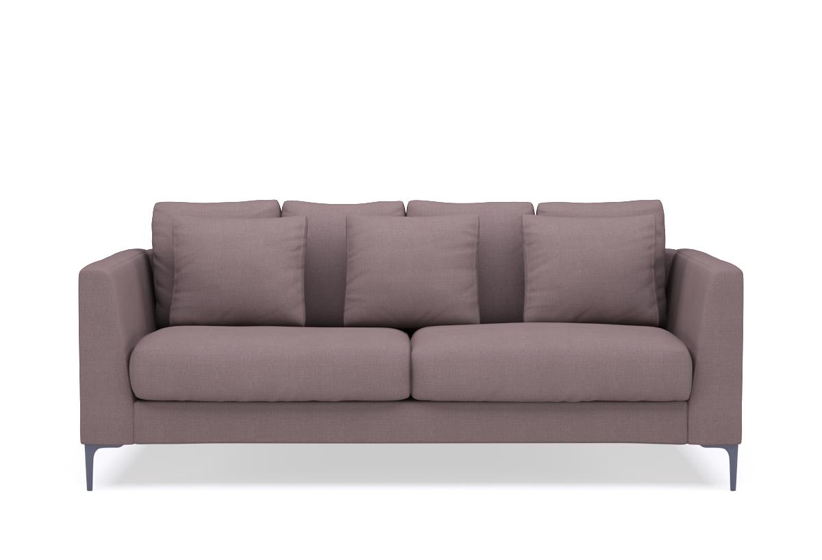 Madison Design-Sofa mit dem Stoff Ava Soft Pink, Preis € 1 ...