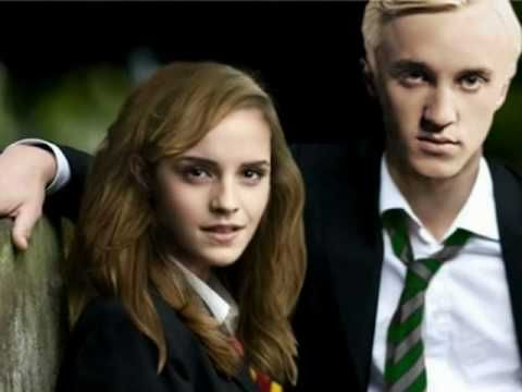 Draco And Hermione Kiss The Girl Harry And Hermione Draco And Hermione Draco Harry Potter